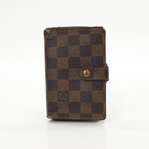 Auth Louis Vuitton Portefeuille #7043L56